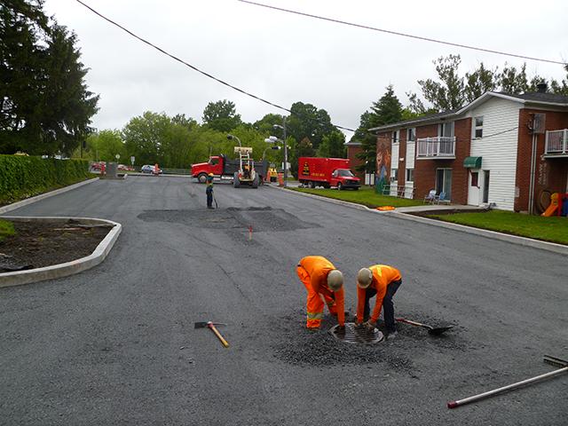 Excavation et préparation 7