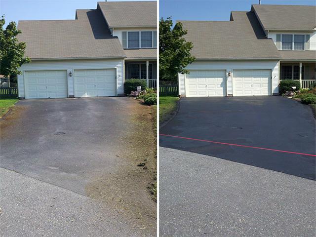 Scellant pour asphalte 2